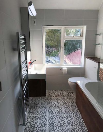 20 Bathroom renovation