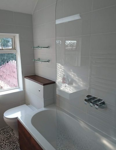 24 Bathroom renovation