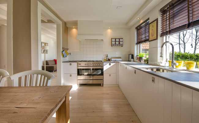 Home Improvements - Kitchens & Bathrooms