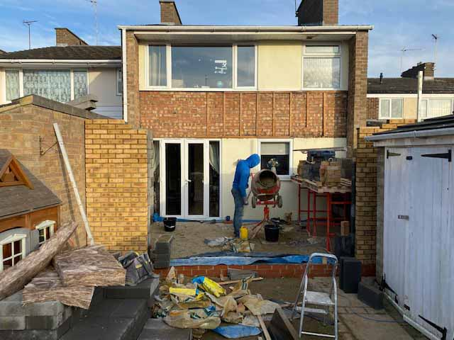 Buntingford extension