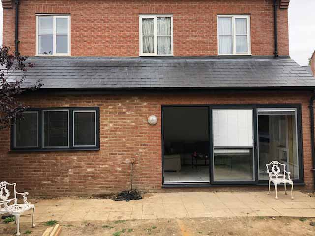 Broxbourne single storey house extension