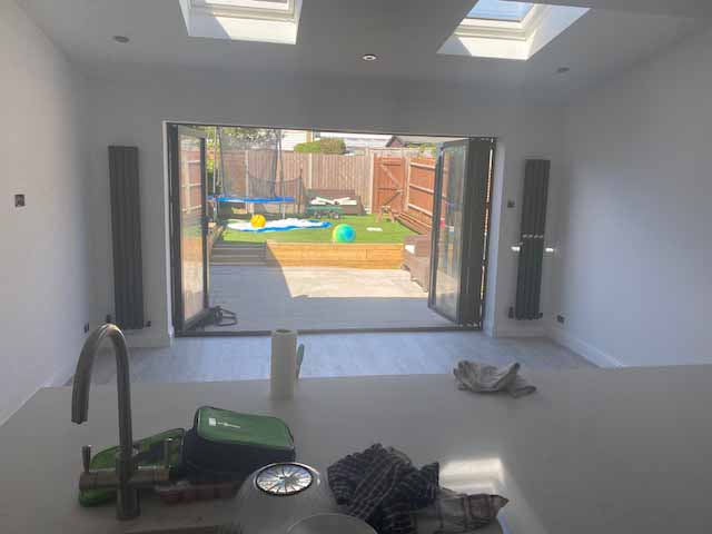 Extension permitted development